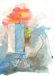 MS sketch 12